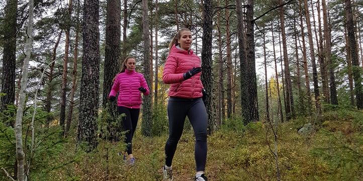 Ida og Kristin, treningstips