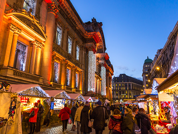 Jul i Brussel