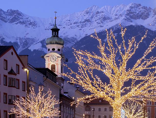Jul i Innsbruck