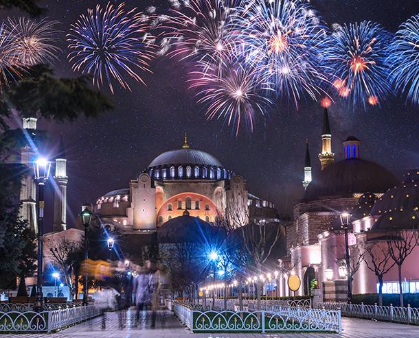 Jul i Istanbul