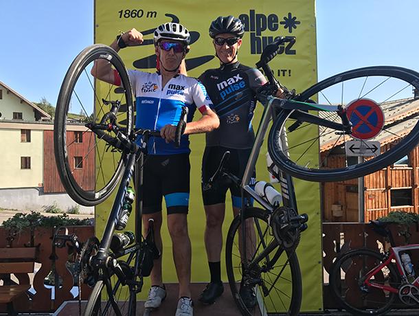 Tour de France sykkeldeltagere 610x460